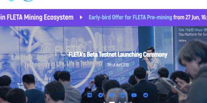FLETA bestätigt südkoreanische Börse Bitsonic als Validator
